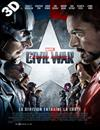 Captain America : Civil War - 3D à voir en streaming VoD - HollyStar Suisse