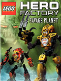 Lego Hero Factory : Der Wilde Planet