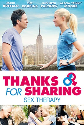 Thanks For Sharing - Sex Therapy