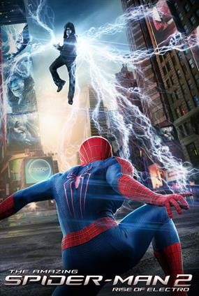 The Amazing Spiderman 2 : Rise Of Electro