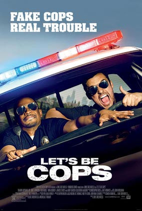 Let's Be Cops - Die Party-Bullen