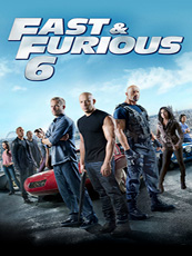 Fast And Furious 6 à voir en streaming VoD - HollyStar Suisse